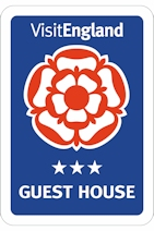 Visit England - 3 Star Guest House